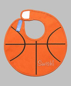 Dibs on Bibs Orange & Black Basketball Bib Baby Bibs Patterns, Applique Patterns, Baby Sewing Projects, Sewing For Kids, Sewing Tutorials, Elephant Quilt, Bib Pattern, Baby Comforter, Baby Kids