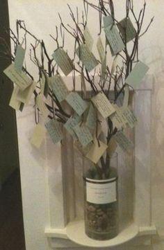 A Celebration of Life Idea, A Memory Tree, to Capture Memories | Next Gen Memorials