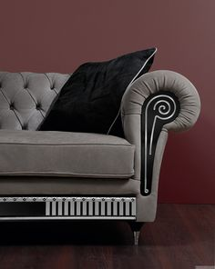 #vismaradesign soft furnishing #chest nouveau art deco. #madeinitaly #luxuryfurniture #sofa #artdeco