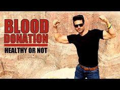 Benefits of BLOOD DONATION - Health & Fitness Tips - Salfee