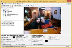 EXESlide, app Windows para crear fácilmente pases de diapositivas