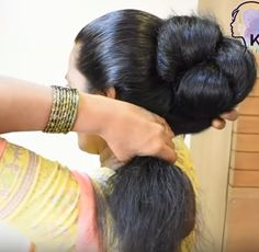 Bun Hairstyles For Long Hair, Braids For Long Hair, Beautiful Long Hair, Amazing Hair, Indian Long Hair Braid, Long Hair Video, Super Long Hair, Hair Shows, Cut My Hair
