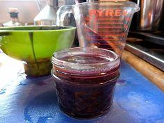 Cuisine maison, d'autrefois, comme grand-mère: Recette de raisiné façon Bourgogne, une savoureuse confiture aux raisins