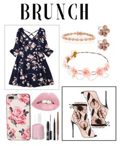 """Untitled #222"" by ash-the-emo on Polyvore featuring Giuseppe Zanotti, Kate Spade, Allurez, Bling Jewelry, MAC Cosmetics and Essie"
