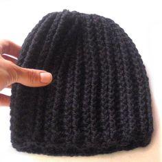 This #beanie is What's Up!! #black $48 shipped DM if interested #wool #crochet #knit #franklinvillage #blackisthenewblack #etsy #hat #mensfashion #womensfashion #designer by nadiajeantaalbi