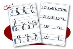 Affichage taille des lettres