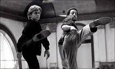 Gregory Hines &  Mikhail Baryshnikov --  White Nights