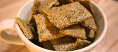 Sýrové tyčinky podle Dany Baking Recipes, Cereal, Paleo, Menu, Breakfast, Food, Cooking Recipes, Menu Board Design, Morning Coffee