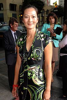 Rosalind Chao ( /ˈrɒzəlɪnd ˈtʃaʊ/;[1] born September 23, 1959)[2][3] is a Chinese American actress. Chao's most prolific roles have been as a star of CBS' AfterMASH portraying South Korean refugee Soon-Lee Klinger for both seasons, and the recurring character Keiko O'Brien with 27 appearances on the syndicated science fiction series Star Trek: The Next Generation and Star Trek: Deep Space Nine.