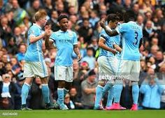 Manchester City 5-1 AFC Bournemouth 17/10/2015 | Lineups,Goals & Highlights https://youtu.be/7wPSHF2SUbg