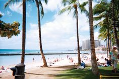 Waikiki Beach, Oahu -- I miss Hawaii
