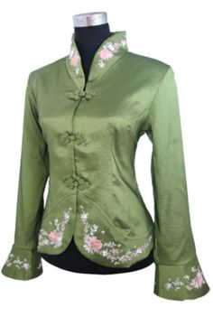 Oriental Chinese Evening Party Wedding Jacket Blazer Coat TL76