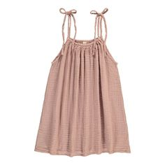 Numero 74 Kurzes Kleid Mia- Teenager-und Frauenkollektion Altrosa