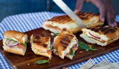 Braaibroodjie baguettes - a brilliant twist on the traditional braaibroodjie. #FreshLiving