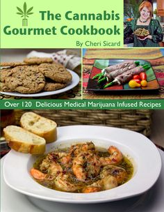 There are lots of freezer friendly recipes for medical marijuana patients in my new cookbook. .....vvv.....