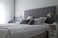 Ulvö Hotell, sovrum