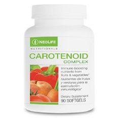 Carotenoid Complex.