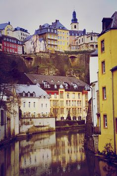 Luxembourg, wish I was there right now