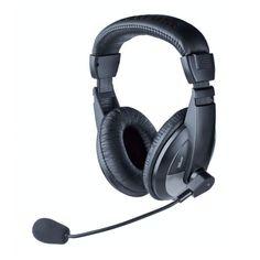 Auriculares estéreo con banda ajustable | Diacash