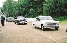 Classics and kit cars join forces for annual run