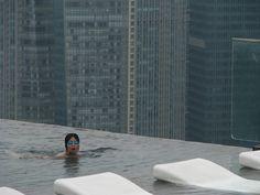 La piscina più alta del mondo