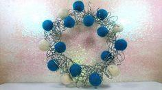 Hey, I found this really awesome Etsy listing at https://www.etsy.com/uk/listing/533367868/blue-wreath-mermaid-wreath-ocean-wreath