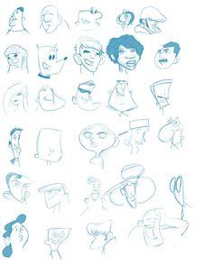 Lafestation: Face Doodles 2 Face Doodles, Doodle People, Doodle 2, Drawing Room, Sketchbooks, Crafting, Faces, Drawings, Doodles