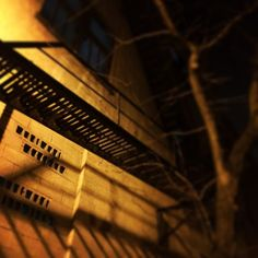 West Village Fire Escape - from new collection.