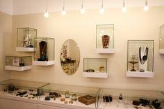 the Milano boutique