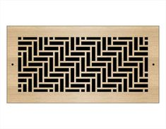 Laser Cut Wood Grilles | Pacific Register Company Laser Cut Wood, Laser Cutting, Wall Vent Covers, Types Of Wood, Diy Wall, Finding Yourself, Ceiling, Kitchen, Wood Types