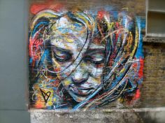 david walker, street art. grafitti, muro, muroearte, arte de rua