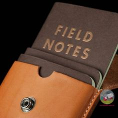 FIELD NOTES® Archive Box by LarryPOST