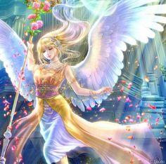 Fantasy Art by Takaki