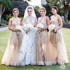 Cheap Price Champagne Sweetheart Long Women Vintage Bridesmaid Dresses Wedding Party Dress Gowns Vestidos 2014