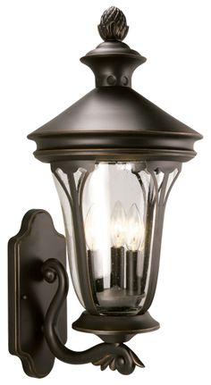 Design House 516740 Oil Rubbed Bronze Outdoor Uplight