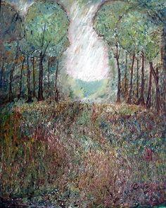 Artwork >> Lazarevic Sinisa >> Landscape