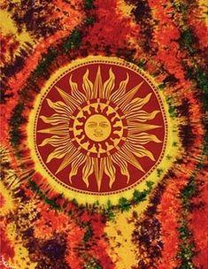 ☯☮ॐ American Hippie Psychedelic Art Sun Happy Hippie, Hippie Love, Hippie Art, Hippie Bohemian, Hippie Background, Hippie Wallpaper, Gravure Illustration, Hippie Trippy, Good Day Sunshine
