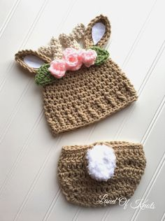 Latest Absolutely Free Crochet baby girl deer Thoughts Crochet deer hat, crochet baby deer hat, deer antler hat and diaper cover, deer antler beanie, baby Crochet Deer, Crochet Baby Cocoon, Baby Girl Crochet, Crochet Baby Clothes, Newborn Crochet, Crochet Baby Hats, Crochet Baby Outfits, Baby Patterns, Crochet Patterns