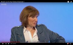 Panelist on Would I Lie To You? Fiona Bruce, Tv Presenters