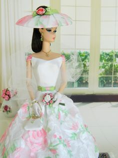 OOAK Spring Fashion for Silkstone Barbie