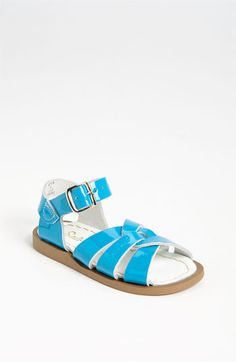 Hoy Shoe Salt-Water® Sandals (Baby, Walker, Toddler, Little Kid & Big Kid) available at #Nordstrom