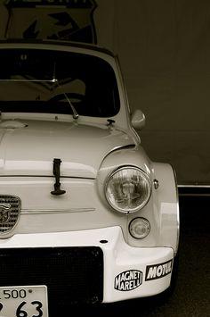 Fiat 600 Abarth - www.you-drive.cc | faro Car Hire | Portugal | Algarve
