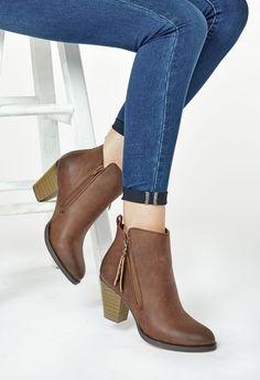 Madalena Schuhe in Braun - günstig kaufen bei JustFab