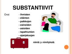 Substantiivit Finnish Language, Finland, Family Guy, Classroom, Activities, Writing, Education, School, Kids