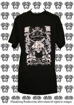 The Dandy Highwayman's Club T shirt