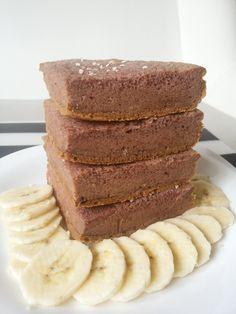 Puszysty piankowy omlet białkowy - KATNOVA Vanilla Cake, Tiramisu, Healthy, Ethnic Recipes, Fitness, Desserts, Food, Tailgate Desserts, Deserts