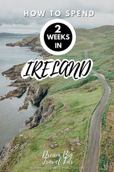 This epic Ireland road trip itinerary took us around all of the north and south in just over 2 weeks! Covering more than 3,300km! Warning: This is FULL ON! Ireland Vacation, Ireland Travel, European Destination, European Travel, Plan Your Route, Wild Camp, Europe Photos, Europe Travel Tips, Travel Couple
