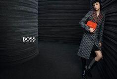 Edie Campbell en vedette de la prochaine campagne Hugo Boss http://fashions-addict.com/Edie-Campbell-en-vedette-de-la-prochaine-campagne-Hugo-Boss_408___15828.html