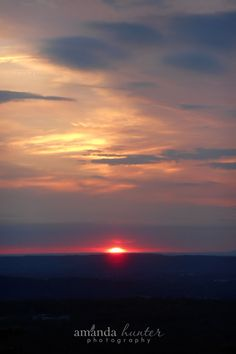 #tennessee, #sunset, #colors, #amazing www.facebook.com/hunterphotos13