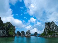Halong Bay 3 Vietnam - Travel with a PEN by Paul Emmings.